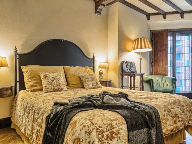 classic room hotel baglioni firenze