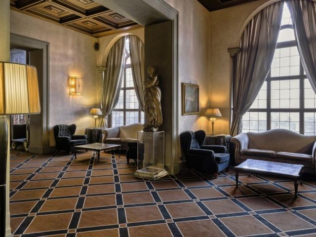 hall hotel baglioni firenze