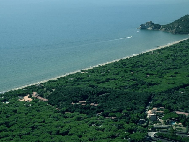 roccamare resort pineta